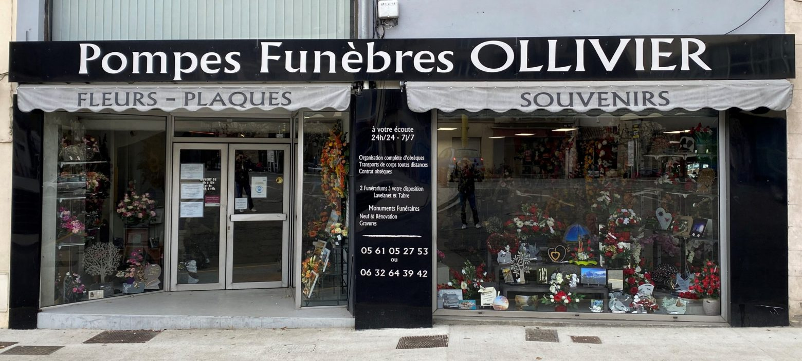 Pompes Funèbres Ollivier
